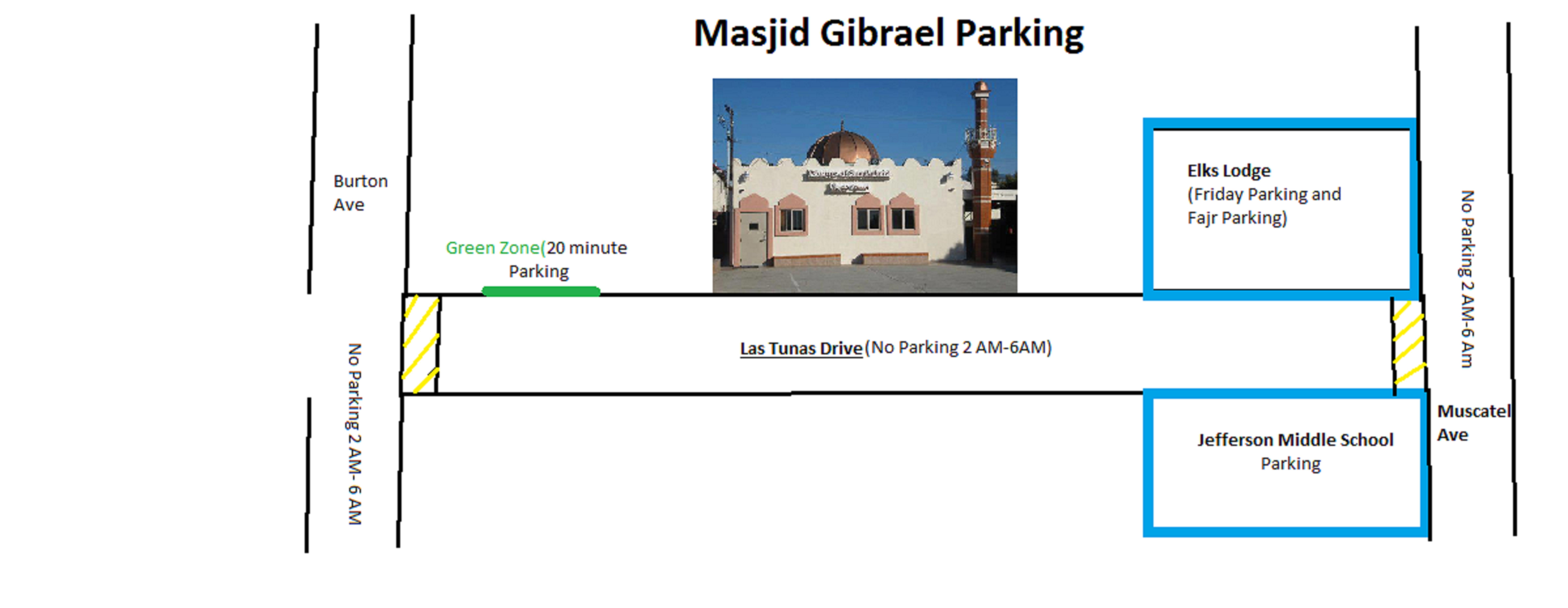 Masjid Parking