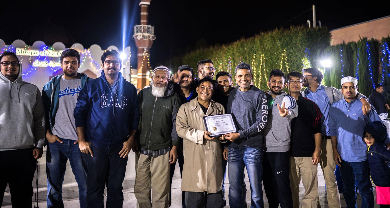 Ramadan volunteers 2019