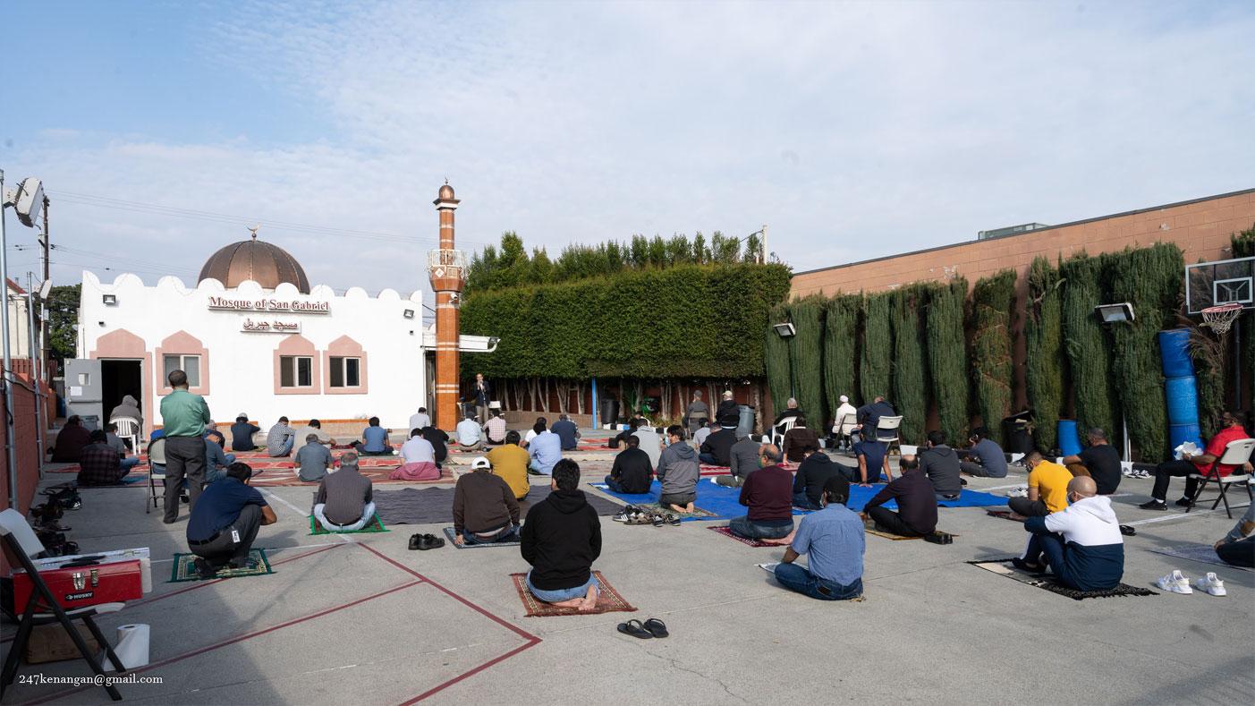 Masjid Gibrael 2021